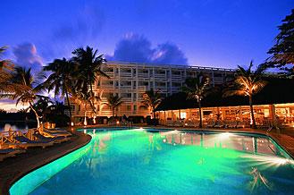 Hotel Le Merville Beach Maurice