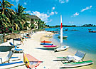 Ile Maurice - Hotel Paul et Virginie - 3* - cote nord