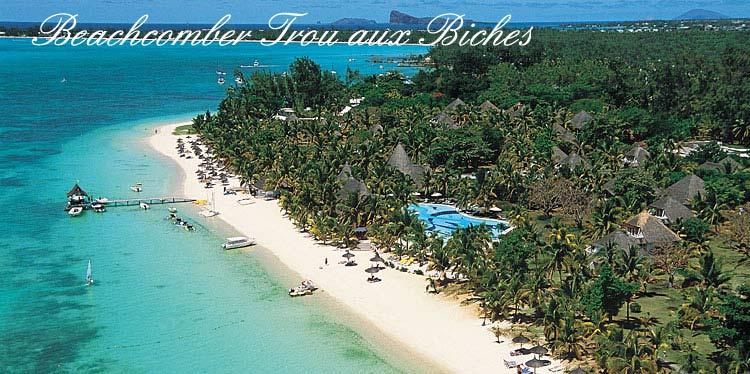 Hotel Beachcomber Trou aux Biches 5* plus   ile Maurice   Côte
